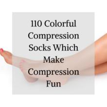110 Colorful Compression Socks Which Make Compression Fun