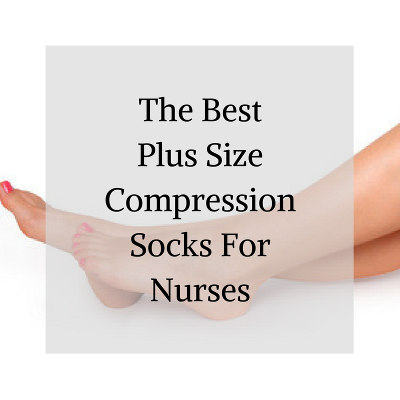 the best plus size compression socks for nurses » compression info